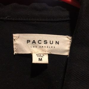 PacSun Jackets & Coats - NWOT pacsun Black denim Jacket